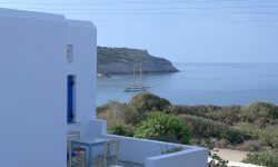 Seaside house on the most beautiful spot of Agios Georgios, Antiparos